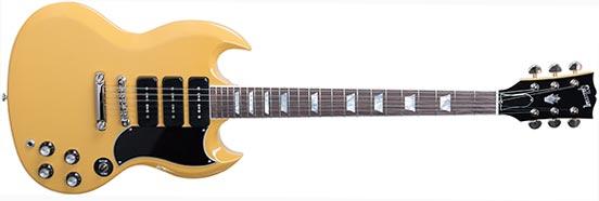 Gary Clark Jr Gibson SG Signature Yellow