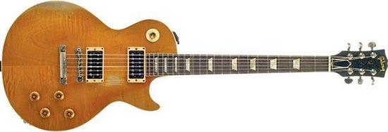 "Gary Moore 1959 Gibson Les Paul Standard, aka ""Stripe"""