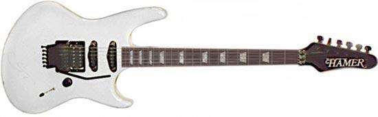 1980s Hamer Custom Special