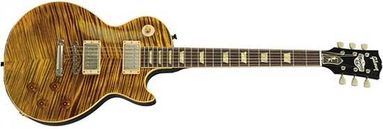 Joe Perry Gibson Boneyard Les Paul