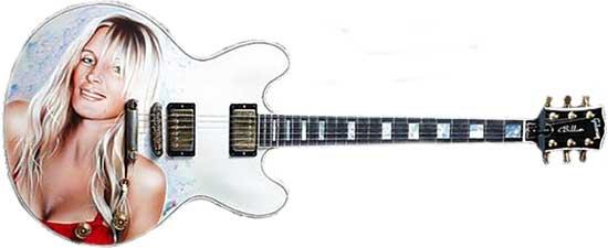 "Gibson B.B. King ""Lucille"" Custom (aka. ""Billie"")"