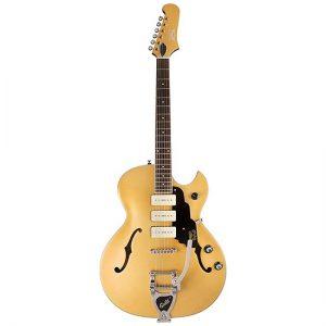 Guild Starfire I Jet-90 Semi Hollow Body Electric Guitar