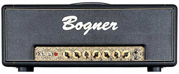 Bogner Amps (Shiva, Alchemist, Uberschall)