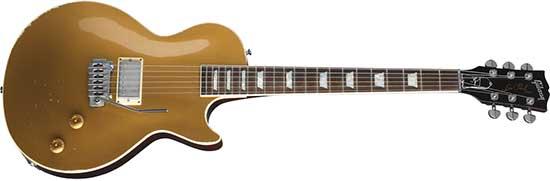 Joe Perry Gibson Goldrush Les Paul