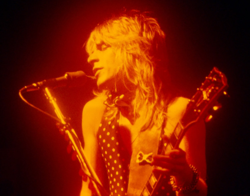 Randy Rhoads Guitars and Gear (Featured Image)