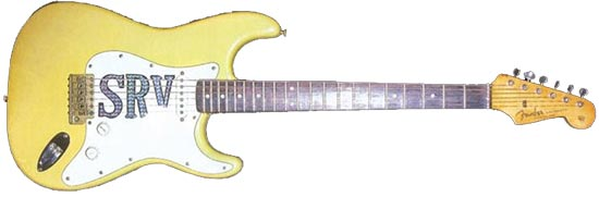 "1959 Fender Stratocaster ""Yellow"""