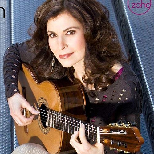 Sharon Isbin Classical Guitarist