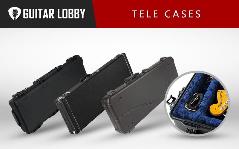 Fender Telecaster Guitar Cases (Featured Image)