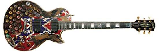 """Zakk Wylde 1989 Gibson Les Paul Custom, aka """"The Rebel"""""""