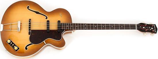 1950's Hofner 500/5 Bass Guitar