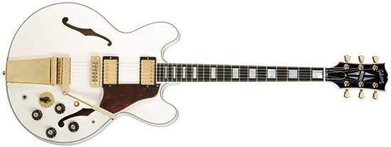 Alex Lifeson 1976 Gibson ES-355 Guitar