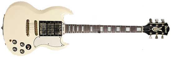 Ibanez SG Guitar