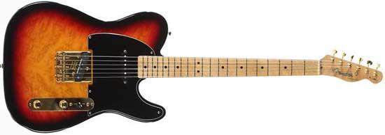 Jerry Donahue Fender Telecaster