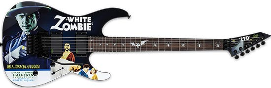 Kirk Hammett ESP LTD KH WZ