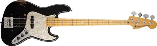 "1972 Fender Jazz Bass ""Number One"""