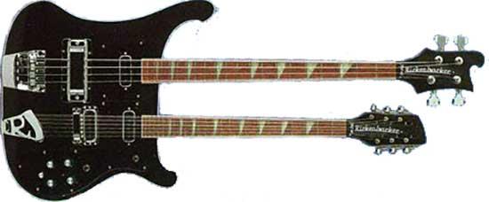 Rickenbacker 4080/12-String Double Neck