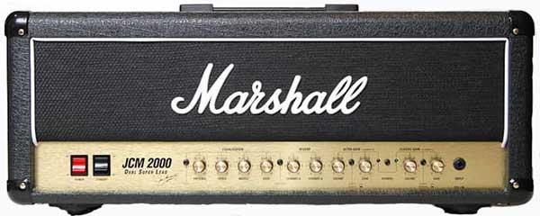 Marshall JCM2000 DSL-100