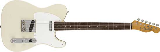 Jeff Beck 1958 Fender Telecaster