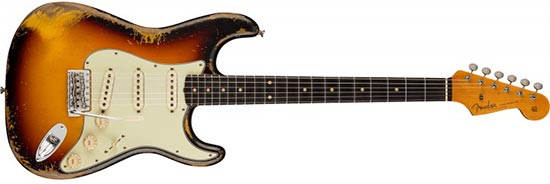 Joe Perry Fender Stratocaster