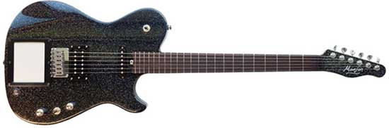 Manson M1D1 Black