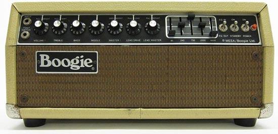 Mesa Boogie Mark IIC+