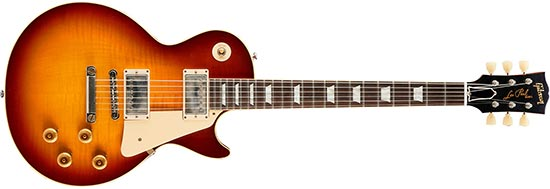 Dave Murray 1960s Gibson Les Paul Classic