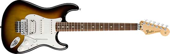 Adrian Smith Fender American Standard Stratocaster