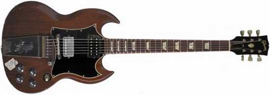1970/1971 Gibson SG Standard