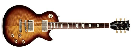 Dave Murray 2010 Gibson Les Paul Traditional