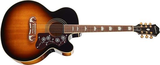 Epiphone EJ-200 Guitar
