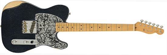 Fender Brad Paisley Signature Esquire