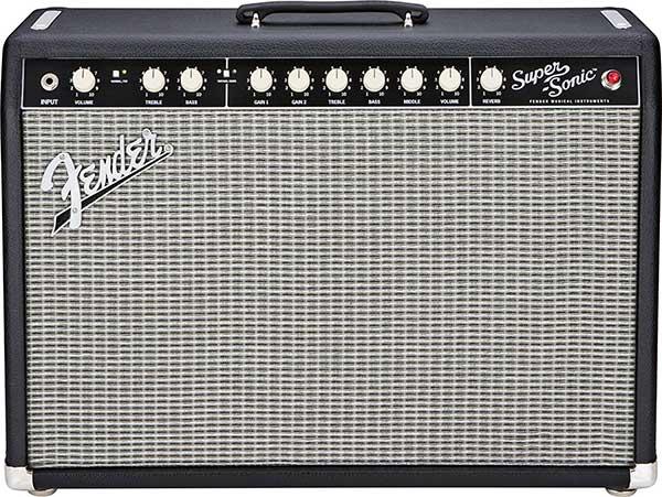 Fender Super-Sonic amp