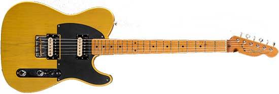 """1959 Fender Telecaster """"Tele-Gib"""""""