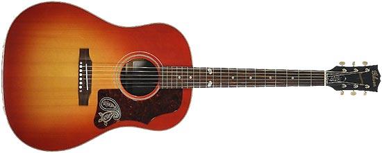 Gibson Brad Paisley J-45 Acoustic