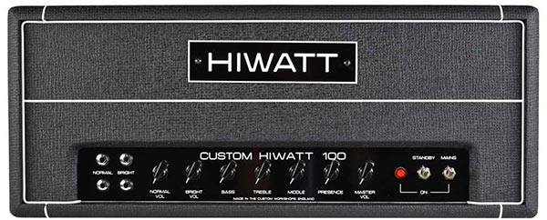 Hiwatt Custom 100 DR103