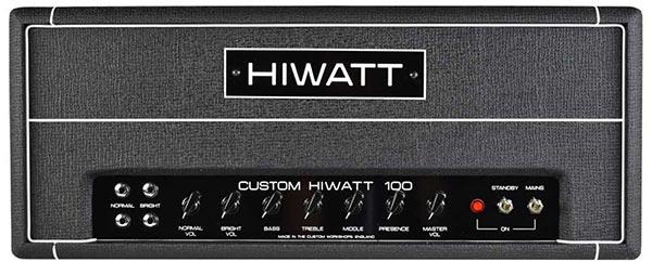 Hiwatt Custom 100