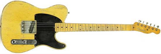1954 Fender Esquire Telecaster