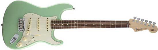 Fender Jeff Beck Signature Stratocaster (First Series)