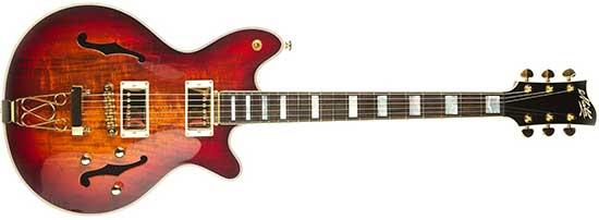 Josh Homme Maton BB1200 Guitar