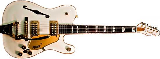 "Fender Custom Shop ""White Chicken"""