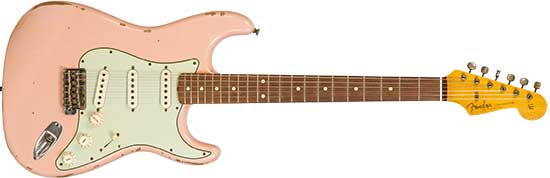 """1960s Fender Custom Shop Stratocaster """"Monty"""""""