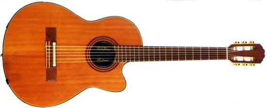 Lindsey Buckingham Gibson Chet Atkins CE