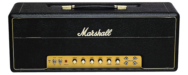 Marshall 50-watt Super Lead