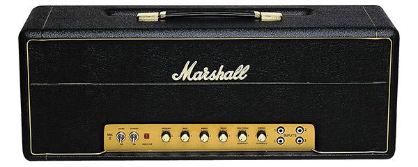 1968 Marshall Super Lead 100 Model