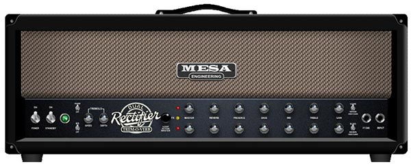 Mesa Boogie Dual Rectifier Trem-O-Verb