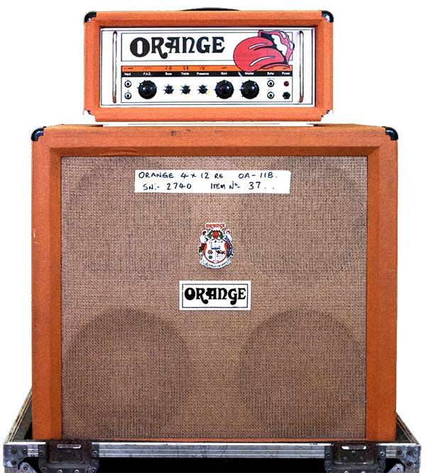 Orange OR-120 Overdrive Noel Gallagher