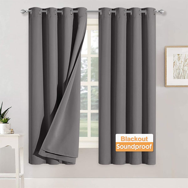 RYB Home Noise Cancelling Curtains