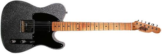 Rick Kelly Lou Reed T Custom Telecaster