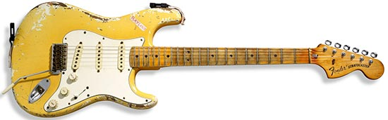 Yngwie Malsteen 1971 Fender Stratocaster