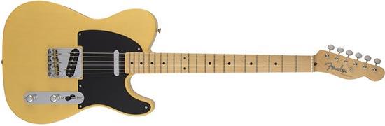 1952 Fender Telecaster Blonde